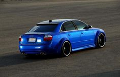 #SouthwestEngines Modified Audi A4 2004
