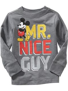 Disney&#169 Mickey Mouse Tees for Baby Product Image