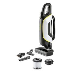 Can be stored anywhere and is as thorough as a large canister vacuum cleaner: the space-saving VC 5 Premium compact vacuum cleaner with extensive accessory Bagless Vacuum Cleaner, Upright Vacuum Cleaner, Flexible Joint, Hand Vacuum, Welding Tools, Canister Vacuum, Bali, Space Saving Storage, Lead Sled