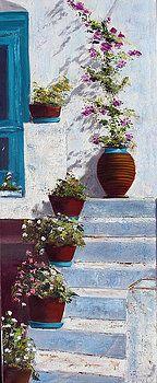 Sifnos Cyclades - Appolonia by Lesuisse Viviane