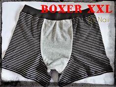 diario de naii: Boxer masculino