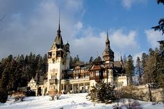 Have you ever thought of visiting Romania? I will make it easier for you and tell you a secret: DON'T. Number 10 is essential! Note: This article uses sarcasm. Must be read carefully. Peles Castle, Transylvania Romania, Visit Romania, Travel 2017, Baroque Architecture, Number 10, Told You So, Tours, Mansions