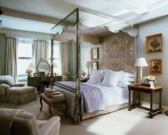 Bunny Williams | NYC bedroom