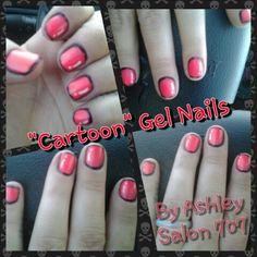 Gel mani by Ashley at Salon 707
