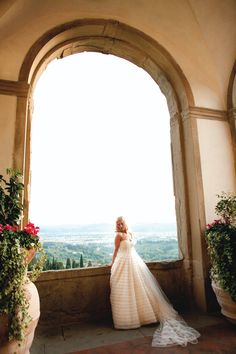 Dreamy Belmond Villa San Michele offers a picture-perfect location for a wedding in Florence, Italy.