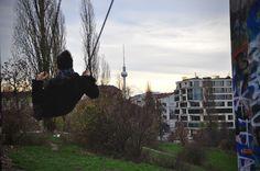 Samstag, 05.12., 14:00 Uhr – Prenzlauer Berg, Mauerpark: Touribild. © Laura Plank