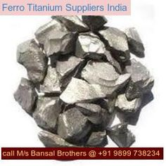 79 Best Ferro Titanium Manufacturers images in 2019 | Goa india