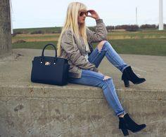 @joelina.xvi  Ein toller Look mit unserer Bomberjacke! #mycolloseum #outfitoftheday #outfitpost #fashionblog #instastyle #style @ www.mycolloseum.com