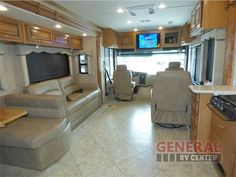 New 2016 Holiday Rambler Vacationer 34ST Motor Home Class A at General RV   Dover, FL   #127918