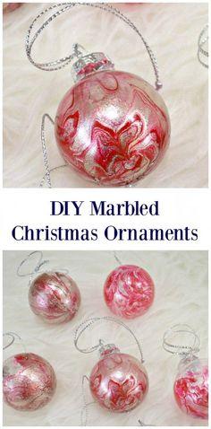 diy-marbled-christmas-ornaments