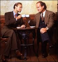 Frasier, just laughing my head off when watching these series...favorite role: Niles!