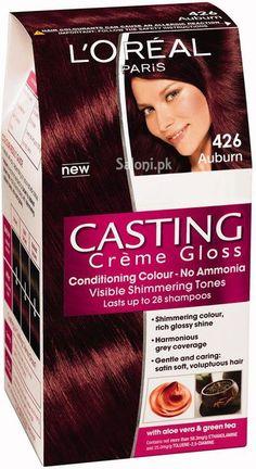 loreal paris casting creme gloss 426 auburn - Coloration Gloss L Oral