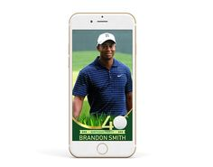 Golf Birthday Snapchat, Golf Theme Geofilter