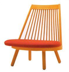 Spoke Chair MAUで座ってみて気に入りました。
