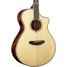Breedlove 25th Anniversary Koa Pursuit Concert Cutaway Acoustic-Electric Guitar Natural * Find out more about the great product at the image link.
