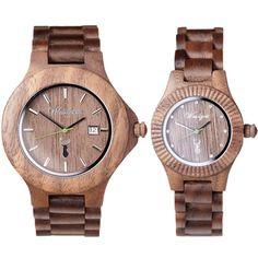 Gams PREMIUM partnerské drevené hodinky – waidzeit.sk Wood Watch, Watches, Accessories, Wooden Clock, Wristwatches, Clocks, Jewelry Accessories