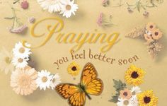 get well posts for facebook | Postcard Get Well Flowers  Church Supplies Christian Post Card @ C28