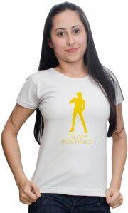 Camiseta - Team Instinct Spark com pagamento facilitado em até 18x no cartão! Enviamos para qualquer cidade do Brasil.