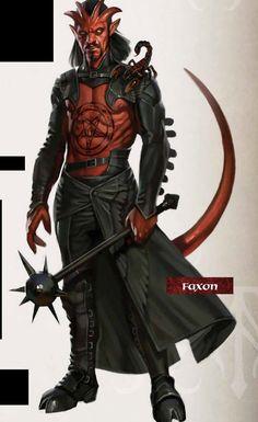 The devil Hordomas