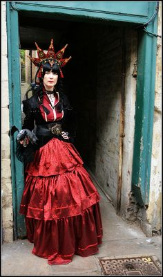 Dragon Keeper | Whitby Goth Weekend, April 2015 | By: Davy Ellis | Flickr - Photo Sharing!