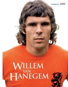 Willem van Hanegem: genius, greatest midfielder in history of Dutch soccer