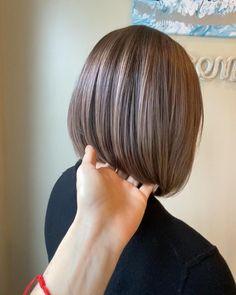 Haircuts Straight Hair, Choppy Bob Hairstyles, Short Layered Haircuts, Medium Hair Cuts, Short Hair Cuts, Medium Hair Styles, Bob Wedding Hairstyles, Hair Diffuser, Bobs For Thin Hair