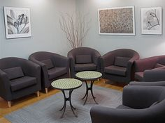 stylish waiting rooms - Google Search