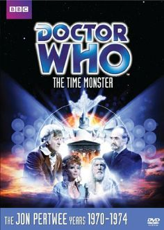 Doctor Who: The Time Monster DVD