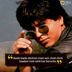 Shah Rukh Khan's 10 Most Popular Dialogues Ever