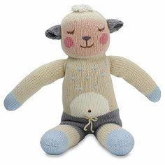 Wooly The Sheep Blabla Doll - so cute for a baby boy!