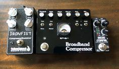 RT Electronix Broadband Compressor Review Guitar Compressor