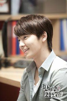 Panda and the Hedgehog ♥ Starring: Lee Donghae as Go Seung-ji