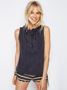 Maria Lace-Up from Free People!