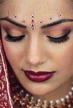 Stunning.. beautiful Bindi