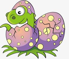 Cartoon dinosaur eggs PNG and Clipart Dinosaur Drawing, Cartoon Dinosaur, Dinosaur Eggs, Dinosaur Crafts, Cycle Drawing, Egg Vector, Pictures To Draw, Images Clipart, Safari