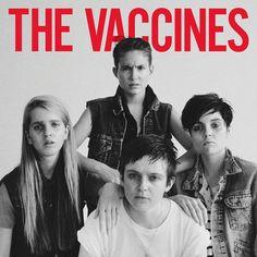 """Tapa del nuevo disco de The Vaccines, """"The Vaccines Come Of Age"""". A la venta desde el próximo 3 de septiembre"""
