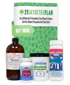21 Day Detox Plan