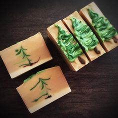 """85 Likes, 5 Comments - Flippin' Awesome Soaps (@flippinawesomesoaps) on Instagram: """"...and the cut from yesterday's wet soap! A little lopsided, but overall I'm digging it!…"""""""
