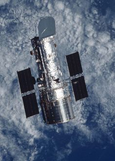 Hubble Space Telescope STS-109 Servicing Mission-3B 2002 #Hubble