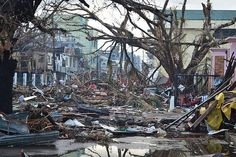 Why Disasters Like the Typhoon Will Keep Getting Worse