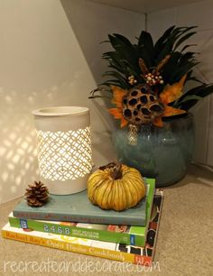 Decorating this Autumn~a little bit at a time — Recreate and Decorate