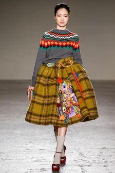 Fall 2015 Ready-to-Wear Stella Jean