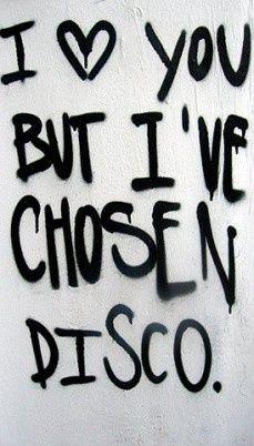 #disco #quote
