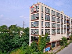 21 adaptive reuse projects in Philly currently underway