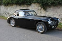 Austin Healey 100/6 with 3 litre very fast road engine 604XU For Sale (1957)