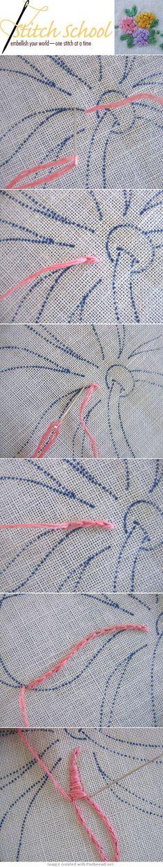 Split Stitch