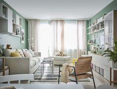 ✔ 40 De luxe Ideas IKEA pour deco cuisine home staging Ikea Design, Catalogue Ikea, Nesting End Tables, Best Sleeper Sofa, Ikea Home, Deco Design, Home Staging, Elle Decor, Ideas