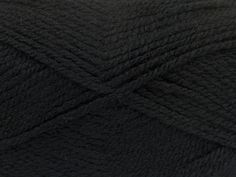 Baby Small  ~  Black ~ $2.70 per ball & Free Shipping  6 balls per bag. Not sold individually  Versatility meets affordability; Baby Small is a 100% acrylic yarn that will keep up with all of life's adventures! Baby Small is a hard-wearing medium weight yarn that works wonders for projects where durability and easy-care is a must. With so much flexibility and a wonderful range of bright and vibrant colors, you will find endless possibilities for Baby Small.