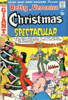 Cover for Archie Giant Series Magazine (Archie, 1954 series) #180
