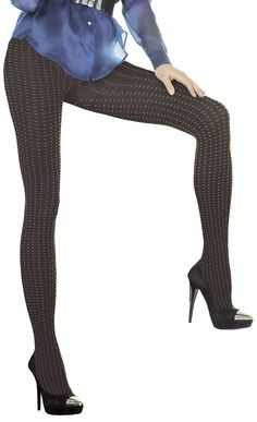 Trasparenze Maracas Tights - See more tights at www. Fashion Tights, Fashion Outfits, World Of Fashion, Fashion Brands, Jennifer Aniston Legs, S Star, Hosiery, Catwalk, Topshop
